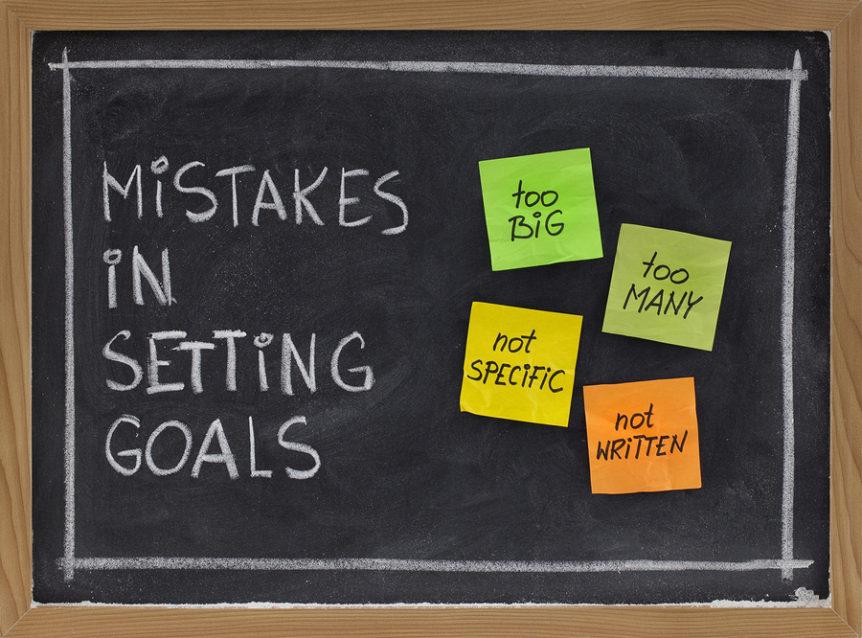 entrepreneur goal setting