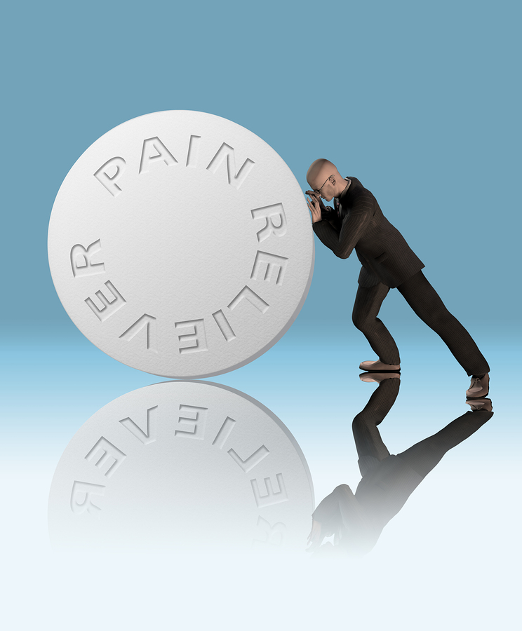 aspirin or vitamins